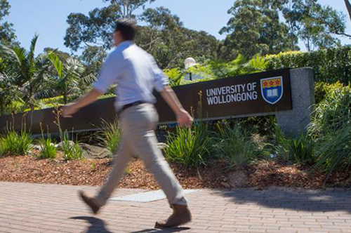 University of Wollongong Australia